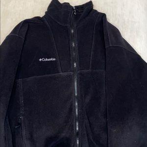 Black Columbia jacket  fleece
